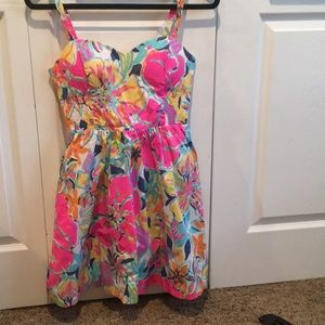 Lilly Pulitzer Christine Sundress size 4